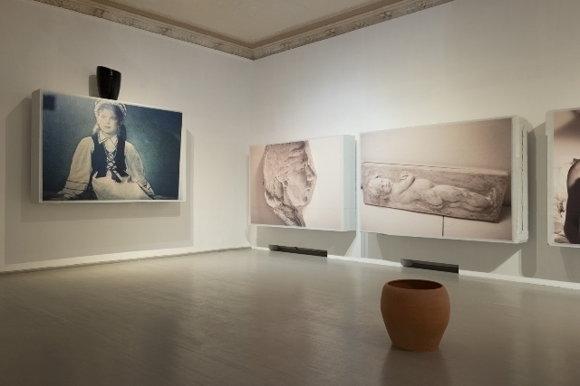 Exhibition view. Photo by Arnas Anskaitis