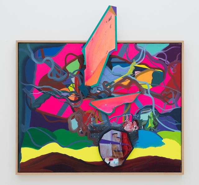 , 'Falsche Uhr 错误的钟表,' 2019, PIFO Gallery
