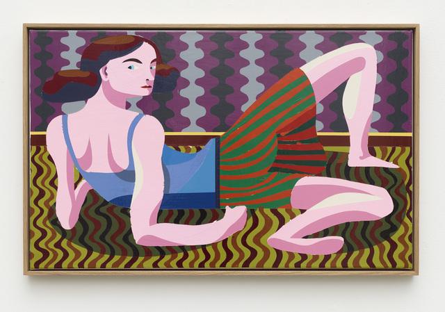 , 'Untitled (VIII),' 2015, Galleri Nicolai Wallner