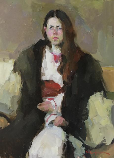, 'Winter Coat,' 2017, Vanessa Rothe Fine Art
