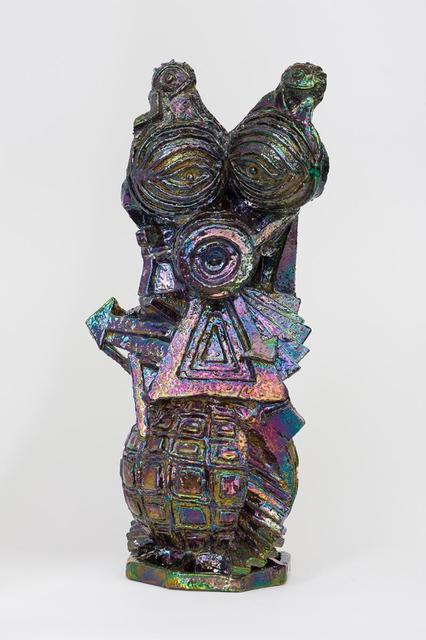 , 'Vasarely's Sphere,' 2015, Sandra Gering Inc