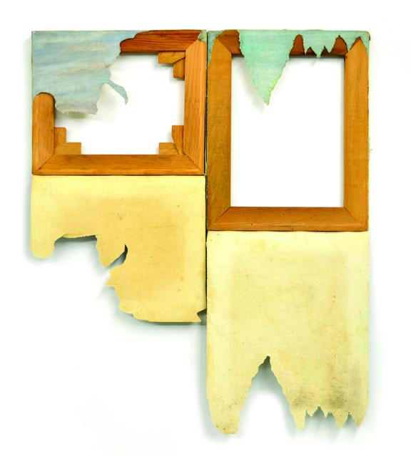 , 'Cielo roto #3,' 2012, Baró Galeria