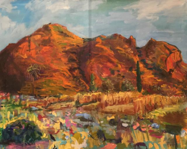 Armando Seijo, 'A este lado del volcán', 2017, Galería Arteconsult