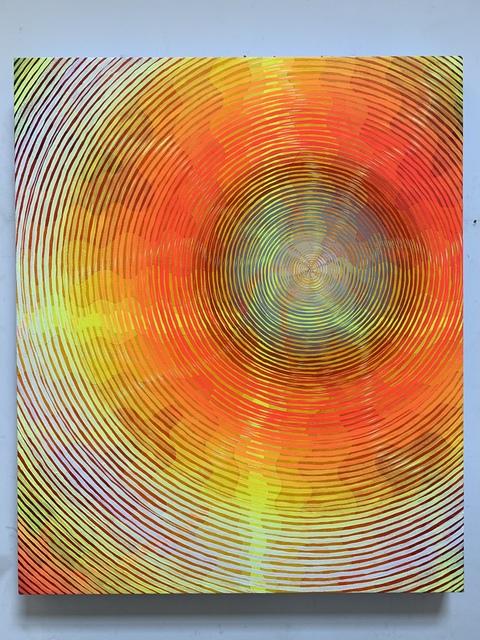 , 'Wavy Radiance (sunset) ,' 2019, Galerie LJ