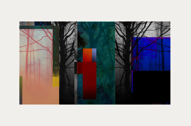 , 'Forest XIX,' ca. 2018, Artgráfico