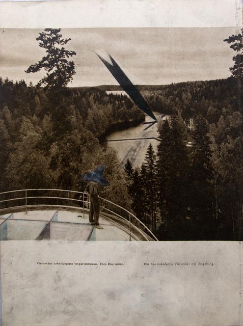 , 'Untitled (Silo),' 2014, Galerie Kleindienst