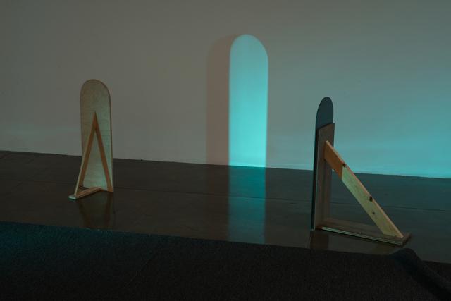 , 'Arch (eclipse),' 2013, P.P.O.W