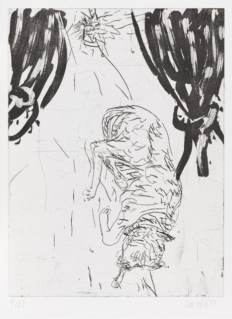 ", 'Victor, from ""Schlafende Hunde"",' 1998-1999, Gagosian"