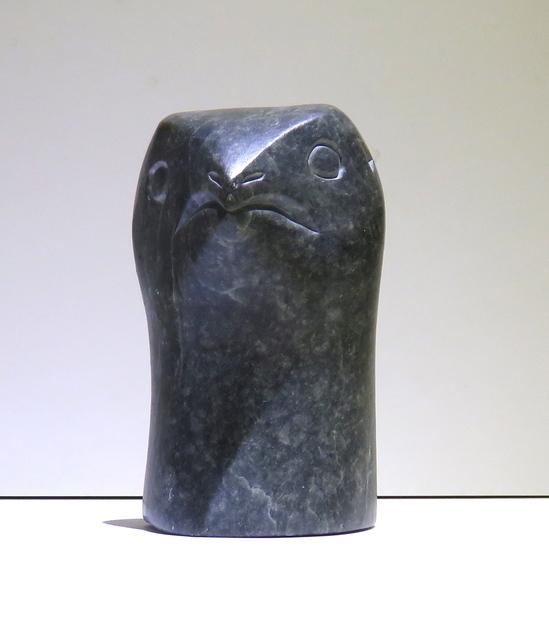 , 'Bird head,' ca. 1970, Arctic Experience McNaught Gallery