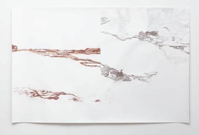 , 'Rio Grande In Flood, IV,' 2018, Cris Worley Fine Arts