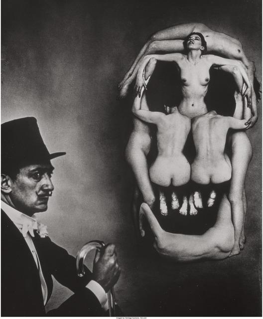 Philippe Halsman, 'Dalí Skull', 1951, Heritage Auctions