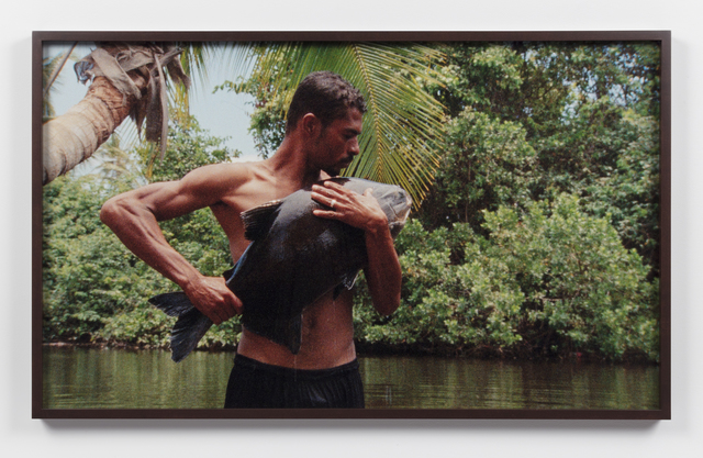 , 'O espirito das águas 3 / The water spirits 3,' 2017, Alexander and Bonin