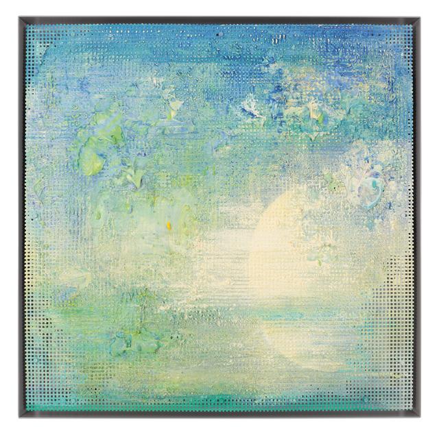 William Tillyer, 'Esk 1', 2018, Bernard Jacobson Gallery