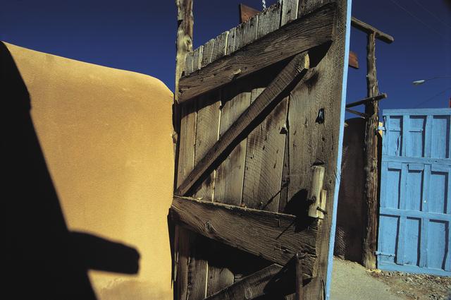 , 'Wooden Door (U.S.A),' 1991, Adler Subhashok Gallery Bangkok