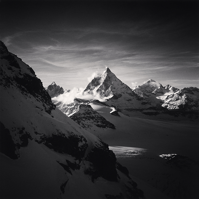, 'The Matterhorn, Pennine Alps, Switzerland,' 1994, Robert Mann Gallery