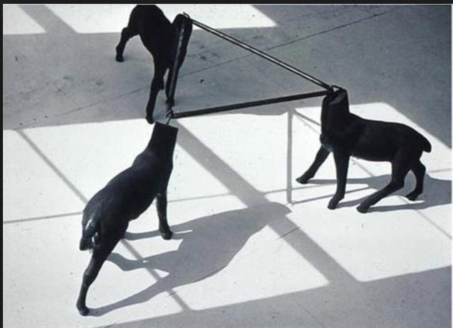 Gary Kuehn, 'Mythic Responsibility', Sculpture, Bronze, tar, and steel, Gaa Gallery