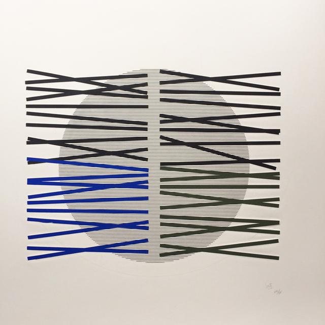 Jesús Rafael Soto, 'Composition 2', 1971, Kunzt Gallery