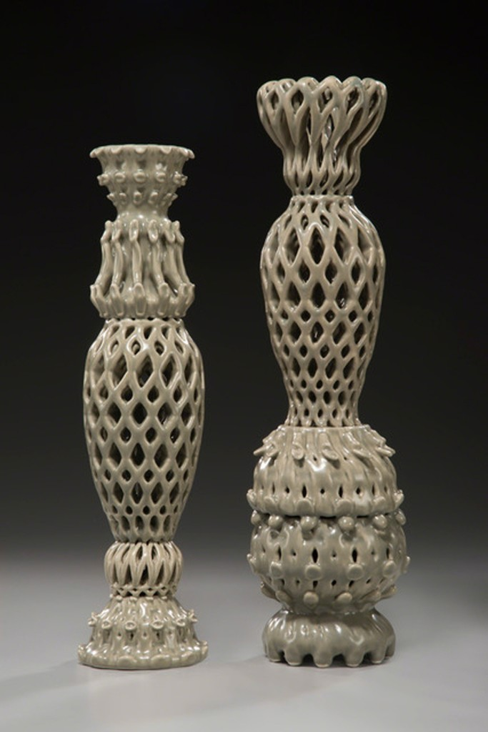 KATE BLACKLOCK - Vessels - 3D printed ceramics  - Various sizes