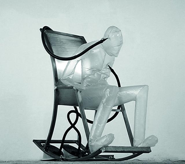 , 'is it me,' 2010, Michaela Stock