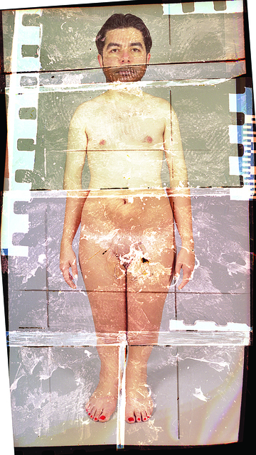 Shadi Yousefian, 'Universal Identity #4', 2006, Advocartsy