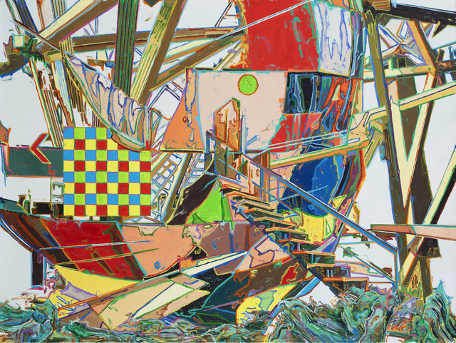 , 'Propped Mind ,' 2016, Parkview Green Art