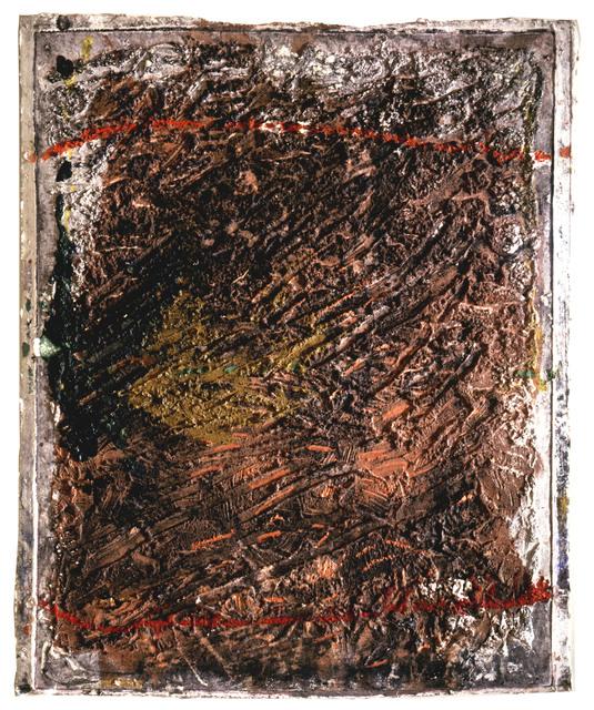 Stanley Boxer, 'Series I - 4v ', 1986, Mixografia