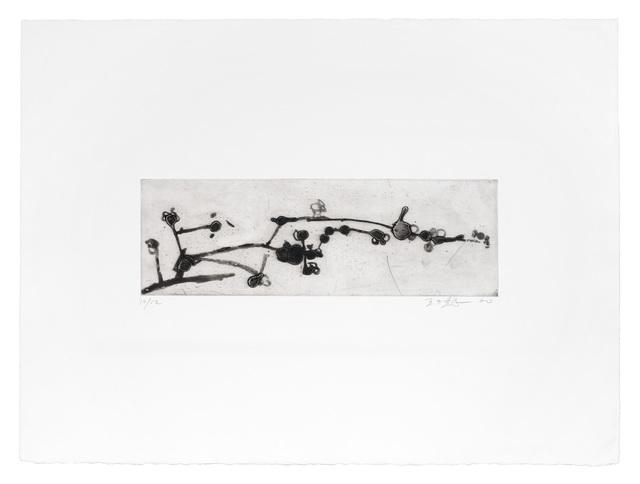 , 'Plum,' 2000, Galerie du Monde