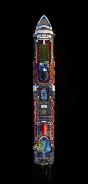 , 'Carnival Sensation,' 2013, Benrubi Gallery