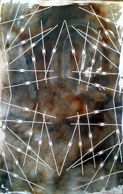 , 'Age of Iron XXXVII,' 2015, ADN Galeria (Barcelona)