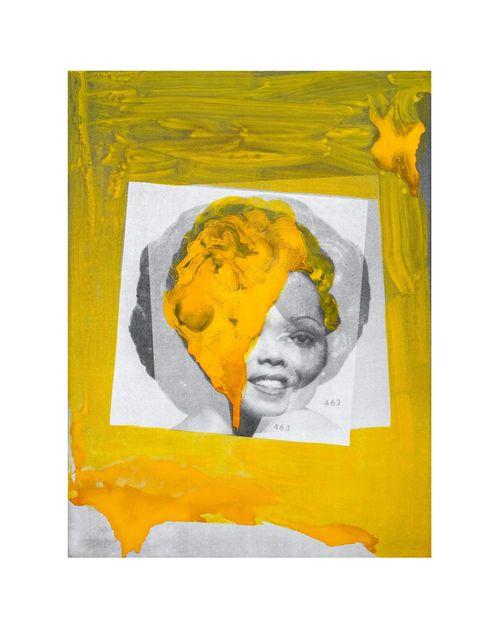 Lorna Simpson, 'Mind Reader', 2019, Hauser & Wirth
