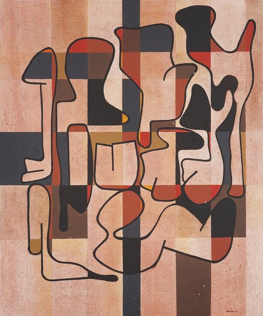 , '(Untitled),' 1975, Charles Nodrum Gallery