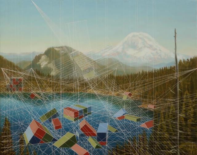 , 'Calamity at Summit Lake (Mount Rainier),' 2019, Hashimoto Contemporary