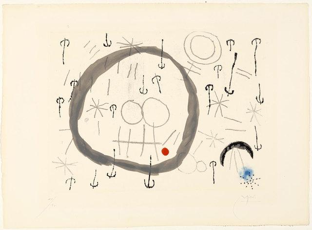 Joan Miró, 'Giboulées', 1960, Koller Auctions