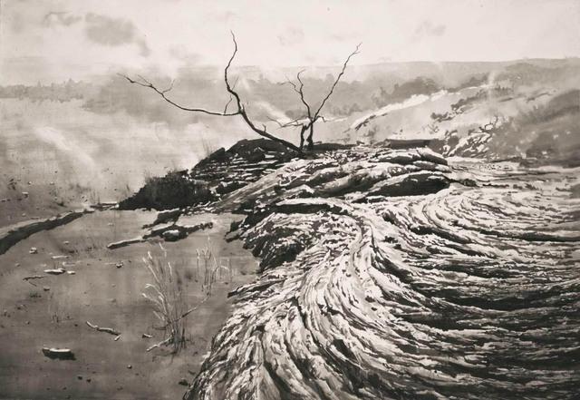 , 'Kaʻū Desert,' 2017, Alan Cristea Gallery