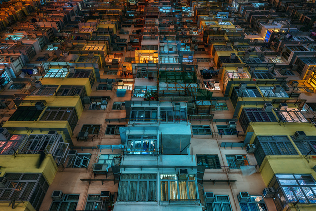 , 'Motherboard II - Stacked Hong Kong,' 2018, ARTITLEDcontemporary