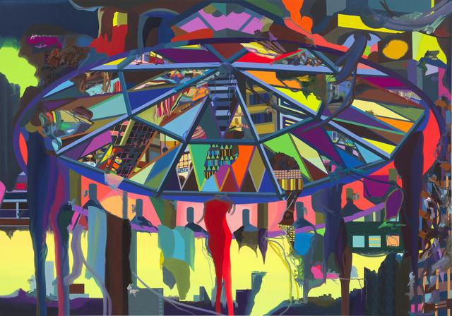 , 'La tente,' 2016, Templon