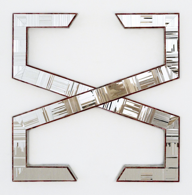 , 'Square,' 2008, Haines Gallery