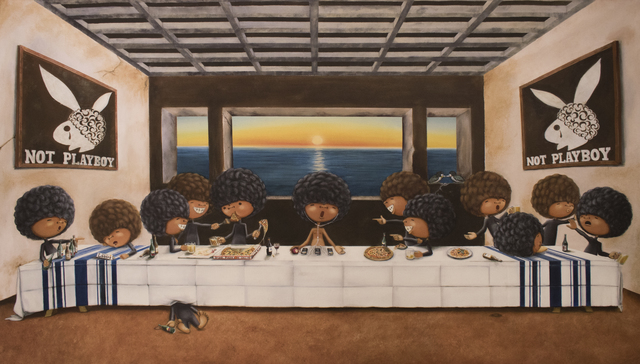 , 'Greatest Supper,' , Art WeMe Contemporary Gallery