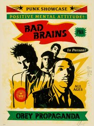 Bad Brains Punk Showcase (Rasta)