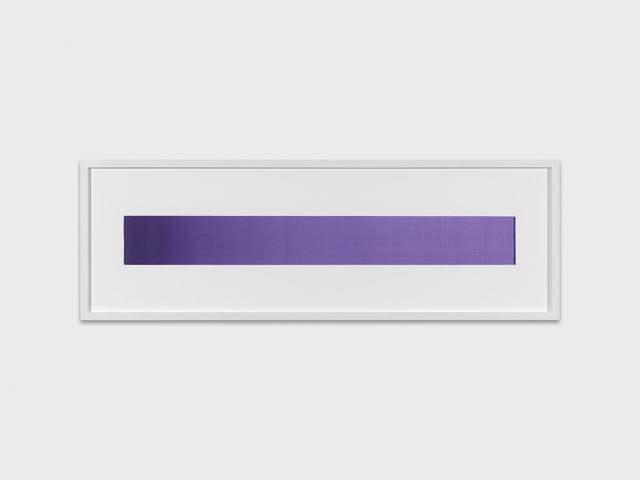 , 'Untitled (August 2017),' 2017, Galerie Francesca Pia