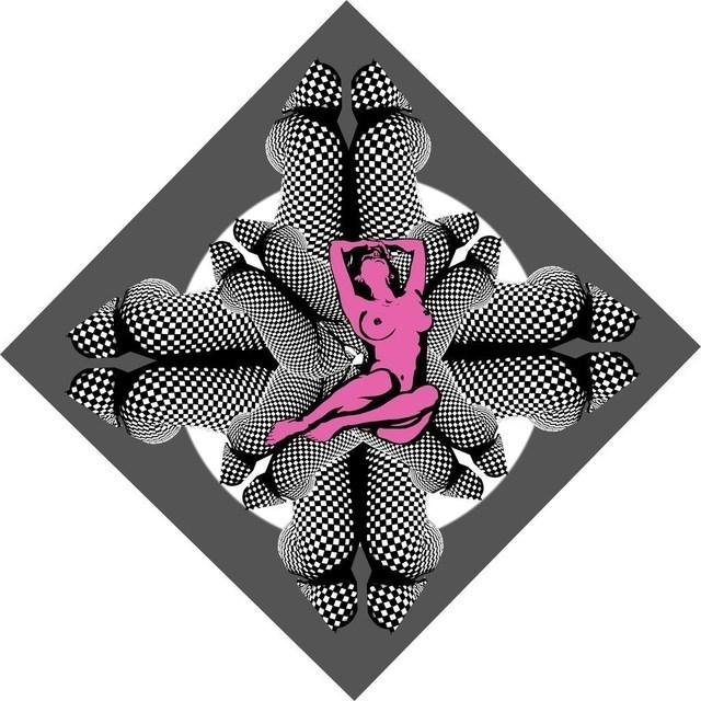 , 'Pink Lotus,' 2014, Gallery Ilayda