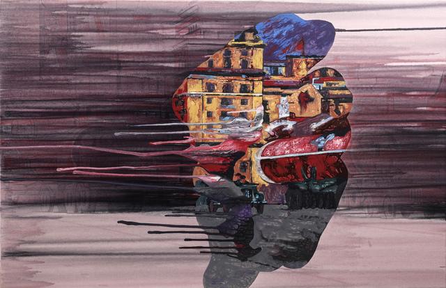 , 'Effect 1,' 2018, Deborah Colton Gallery