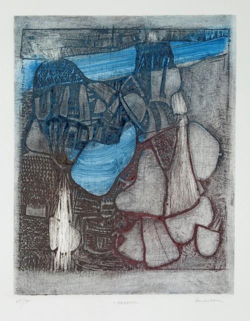 Abdallah Benanteur, 'Les Errantes', 1967, Contemporary Art Platform Kuwait