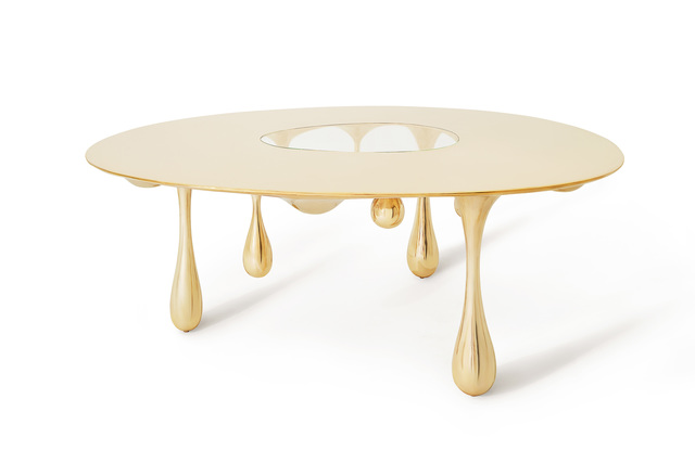 Zhipeng Tan, 'Melting Dining Table', 2018, Gallery ALL