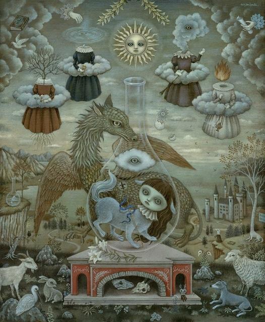 machumaYu, 'The+Four+Elements', 2019, SEIZAN Gallery