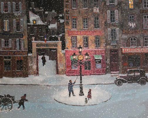 , 'Un conte d'hiver,' , Hugo Galerie
