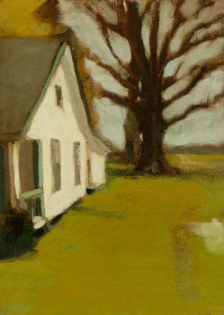 , 'Betty's House,' 2016, Octavia Art Gallery