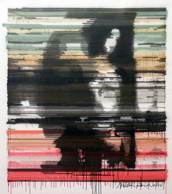 , 'Renunciation,' 2014, Wallplay
