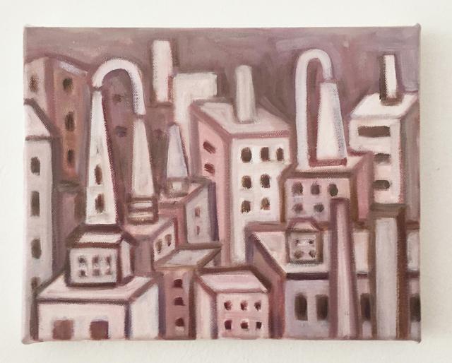 , 'Pink Haze,' 2016, Charles Nodrum Gallery