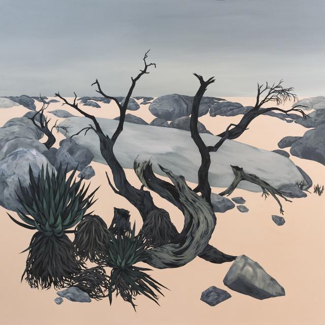 , 'how deep is your love (dead junipers),' 2017, Galerie D'Este